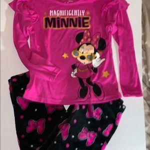 Girls Disney Pajamas